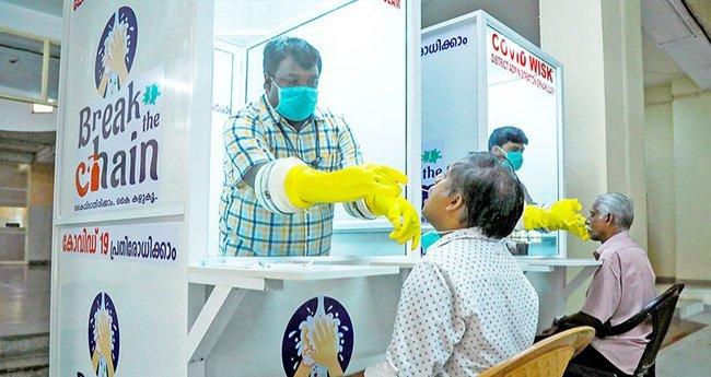 Kerala Adds 3 139 Fresh Cases 15 Deaths Push Toll To 439