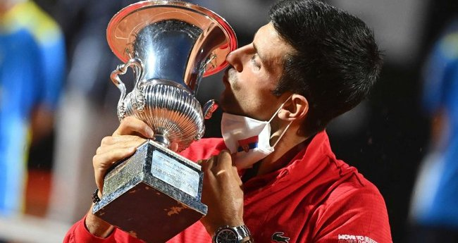 Djokovic Wins Record 36th Masters Title In Rome Sports News